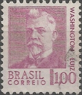 Washington Luiz;  presidente do Brasil, 1926-1930