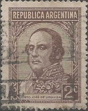 presidente de la Confederación Argentina, 1854-1860