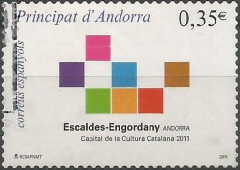 Escaldes-Engordany: capital de la cultura catalana el 2011