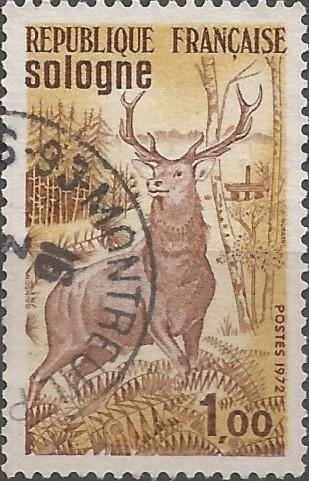 gravador de segells de correus: Sologne