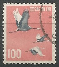 Grus japonensis breeds in eastern Hokkaido, where it's population is non-migratory. The global amount is estimated at about 2,750 birds, while the resident one in Japan has increased to about 1,470, but this growth is not expected to continue due to habitat limitations and change in winter feeding methods by the Ministry of the Environment to reduce high concentrations of cranes. (IUCN, 2019)