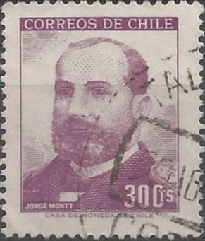 vicealmirante de la armada; presidente de la República de Chile, 1891-1896