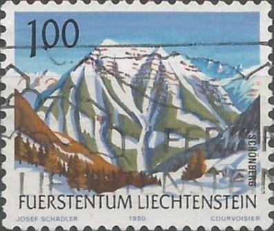 Briefmarkengestalter: Schönberg