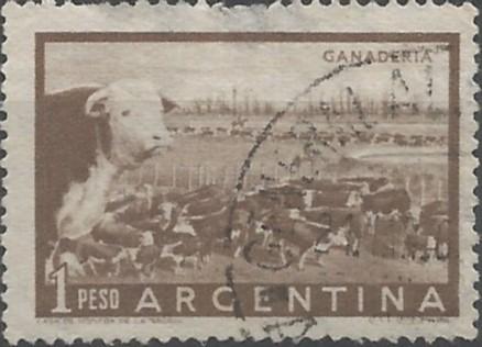 ganadería: Bos taurus