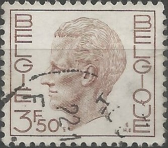 koning der Belgen, 1951-1993