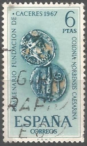 bimilenario de la fundación de Cáceres (colonia Norbensis Caesarina), 34