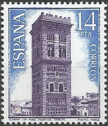 torre de San Martín, 1315-1316