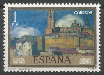Segovia, 1909