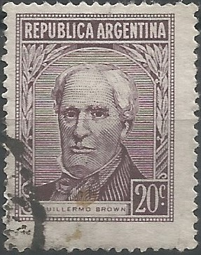 William Brown; almirante de la armada de la República Argentina