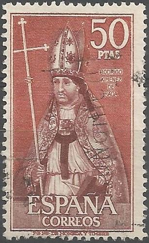 Rodrigo Ximénez de Rada, historian; archbishop of Toledo, 1209-1247