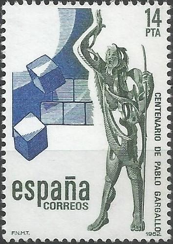 Pau Gargallo, sculptor: