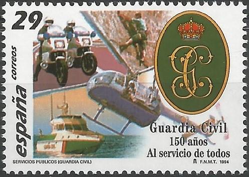 postage stamp designer: public services: civil guard