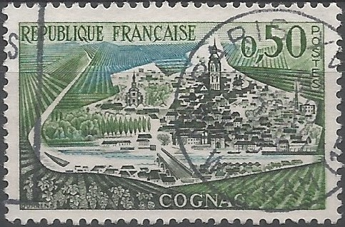 diseñador de sellos postales: Cognac