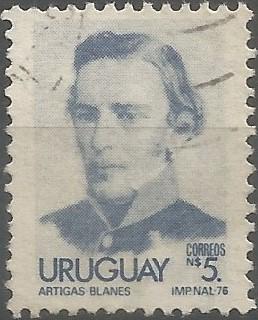 El naturalista y geógrafo español Félix de Azara recorrió estas tierras de la mano de Artigas, un gran conocedor de la banda oriental, y después de haber fundado San Gabriel de Batoví (1800-1801) y hecho un exhaustivo reconocimiento,