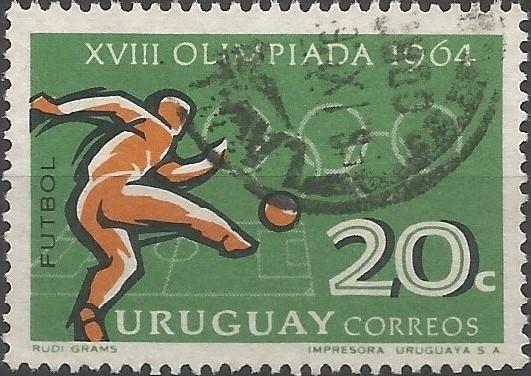Juegos de la XVIII Olimpiada, Tokio 1964: fútbol
