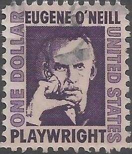 Eugene O'Neill, playwright