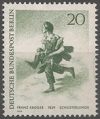 Berliner des 19. Jahrhunderts: