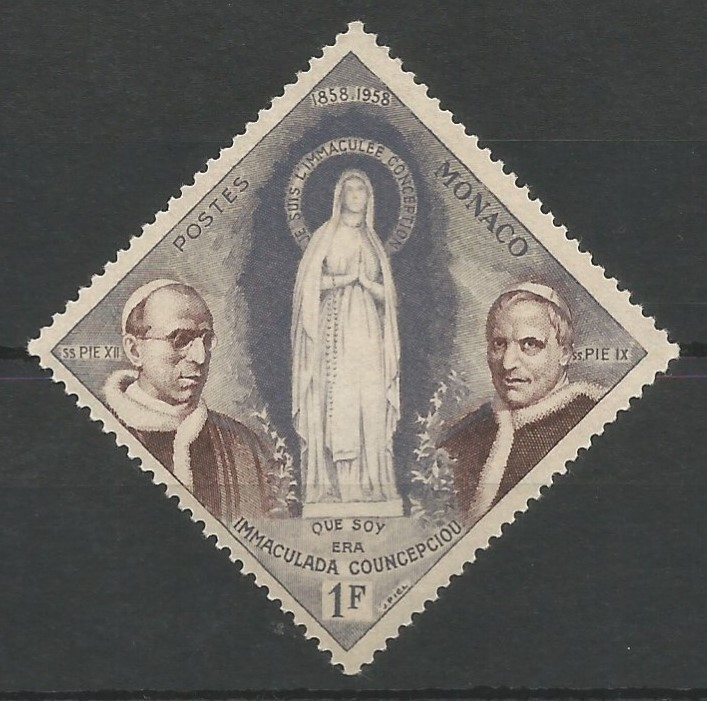100th anniversary of the Marian devotion in Lourdes
