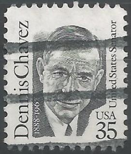 Dionisio Chávez: United States senator from New Mexico, 1935-1962