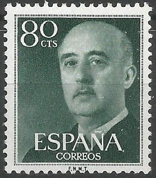 jefe nacional de la Falange Española Tradicionalista y de las Juntas de Ofensiva Nacional Sindicalista, 1937-1975