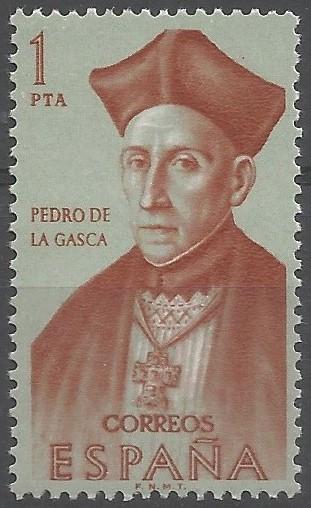 Pedro Gasca: presidente de la audiencia y cancillería real de Lima, 1546-1550