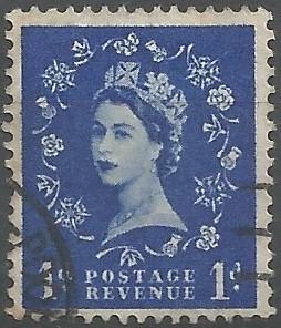 queen of South Africa, 1952-1961