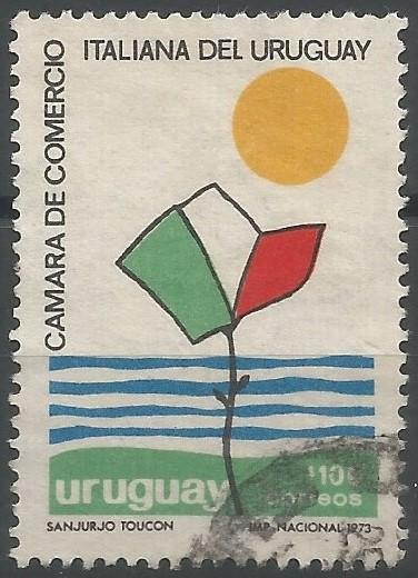 diseñador gráfico: Cámara de Comercio Italiana del Uruguay