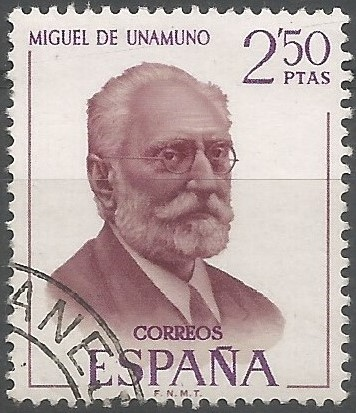 philosopher, novelist, playwright, poet; deputy for Salamanca, 1931-1933