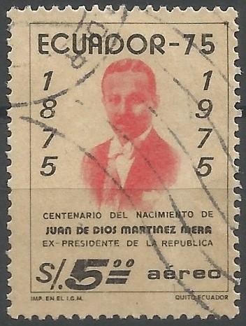 presidente de la República del Ecuador, 1932-1933