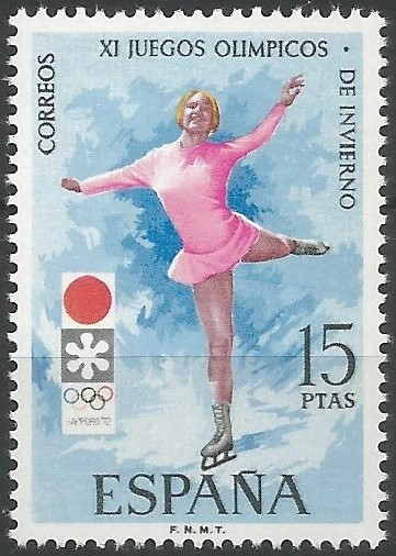 Austrian Olympic gold medalist in figure skating at the 1972 Winter Olympics, in Sapporo