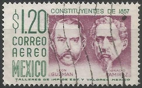 Tenango del Valle, 1821 - Monterrey, 1884