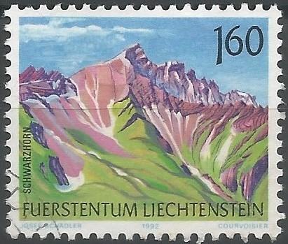 Maler: Berge: Schwarzhorn