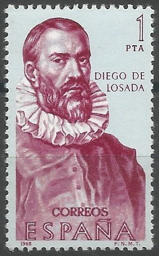 maestre de campo: fundador de la ciudad de Santiago de León de Caracas, el 25 de julio de 1567