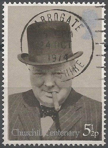 Winston Churchill: prime minister of Great Britain and Northern Ireland, 1940-1945 (Camera Press, July 1940)