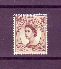 queen of Ceylon, 1952-1972