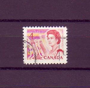 reine du Canada, 1952-