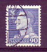 konge af Danmark, 1947-1972