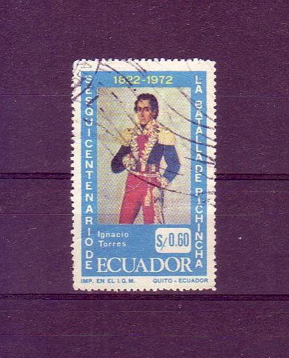 segundo edecán de Simón Bolívar