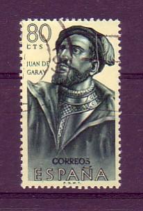 Juan de Garay, capitán general