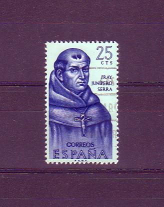 Junípero Serra, fraile franciscano