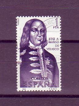 virrey de Perú, 1745-1761