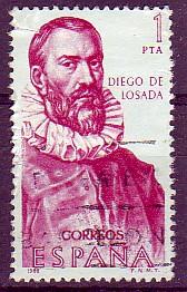 capitán general de Caracas, 1566