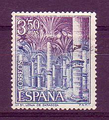 lonja de Zaragoza, 1551