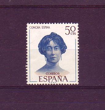 Concha Espina, novelist
