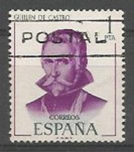 Guillén de Castro, playwright, poet