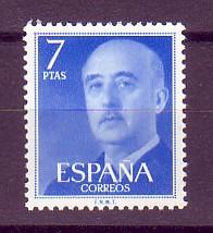 presidente de la Falange Española