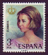 reina consorte, 1975-
