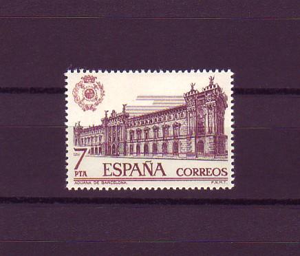 duana del port de Barcelona, 1902