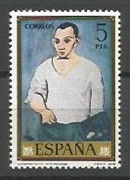 Málaga, 1881 - Mougins, 1973