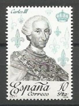 Carlos III, rey de España, 1759-1788